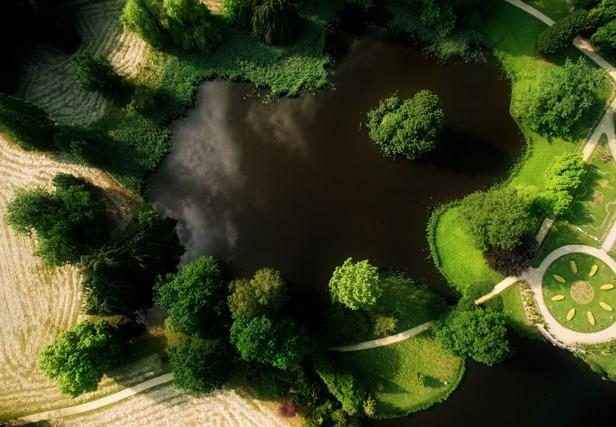 Castle Park Wiesenburg