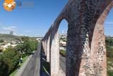 Calzada de Los Arcos, Santiago de Querétaro, Querétaro, México