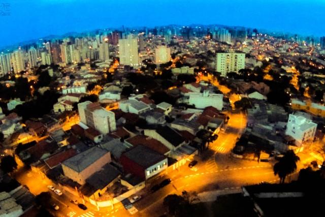 Noite em Santo André
