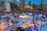 Holidazzle Event, Minneapolis