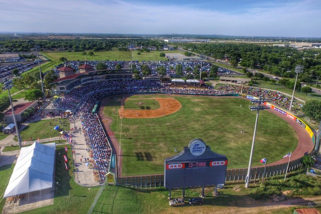 Ballpark: San Antonio Missions Wolff Municipal Stadium