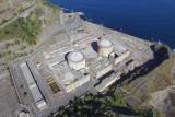 Nuclear Power Plant in Lemoniz, Spain