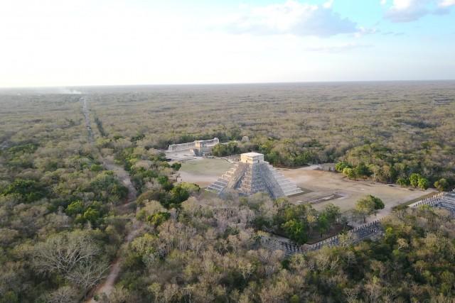 Chichen Itza, Yucatan, MX