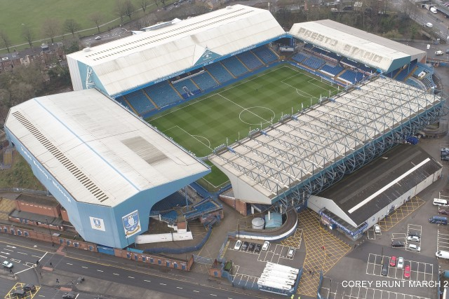 Hillsborogh Football Stadium Sheffield
