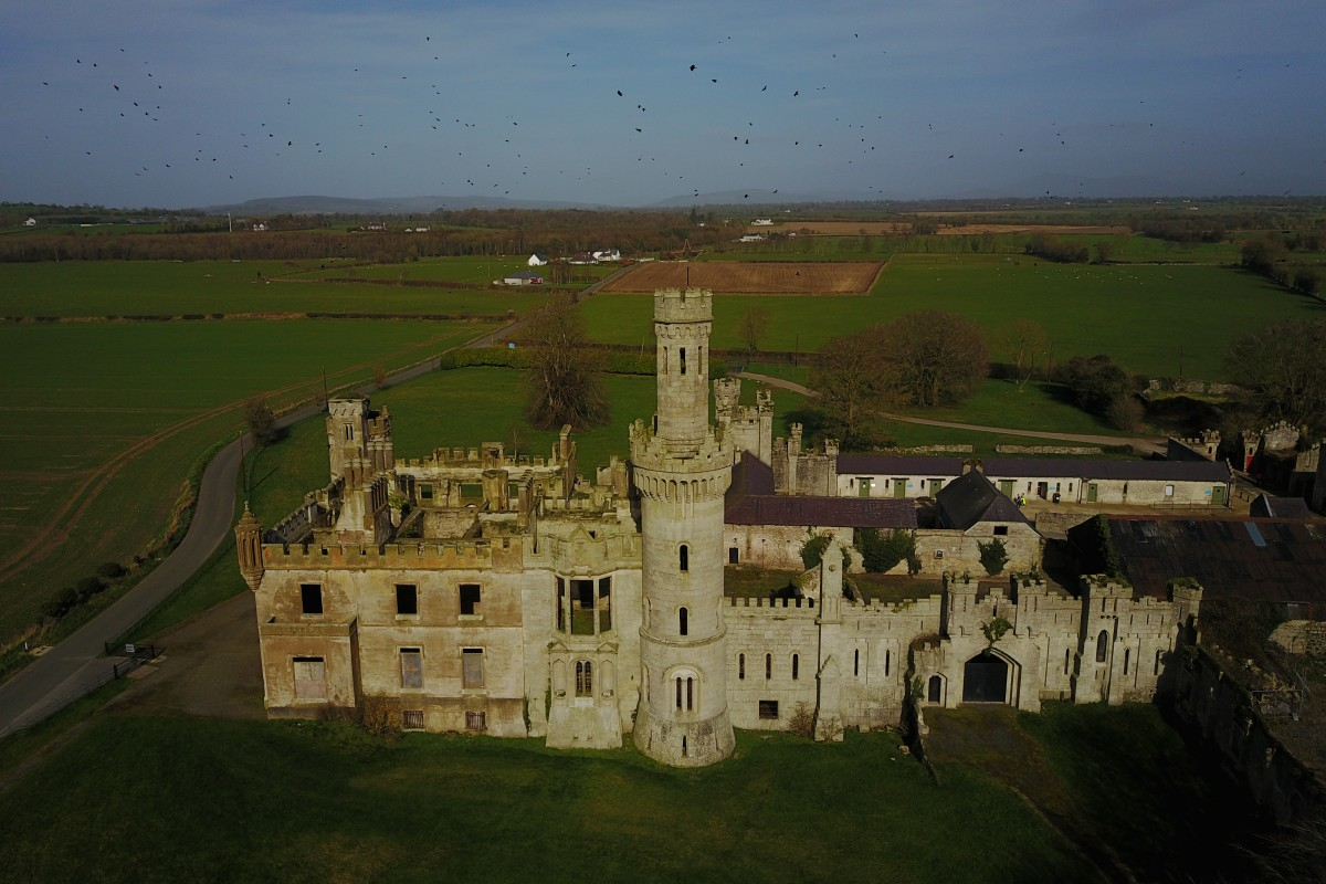 Ducketts grove house dronestagram for Grove house