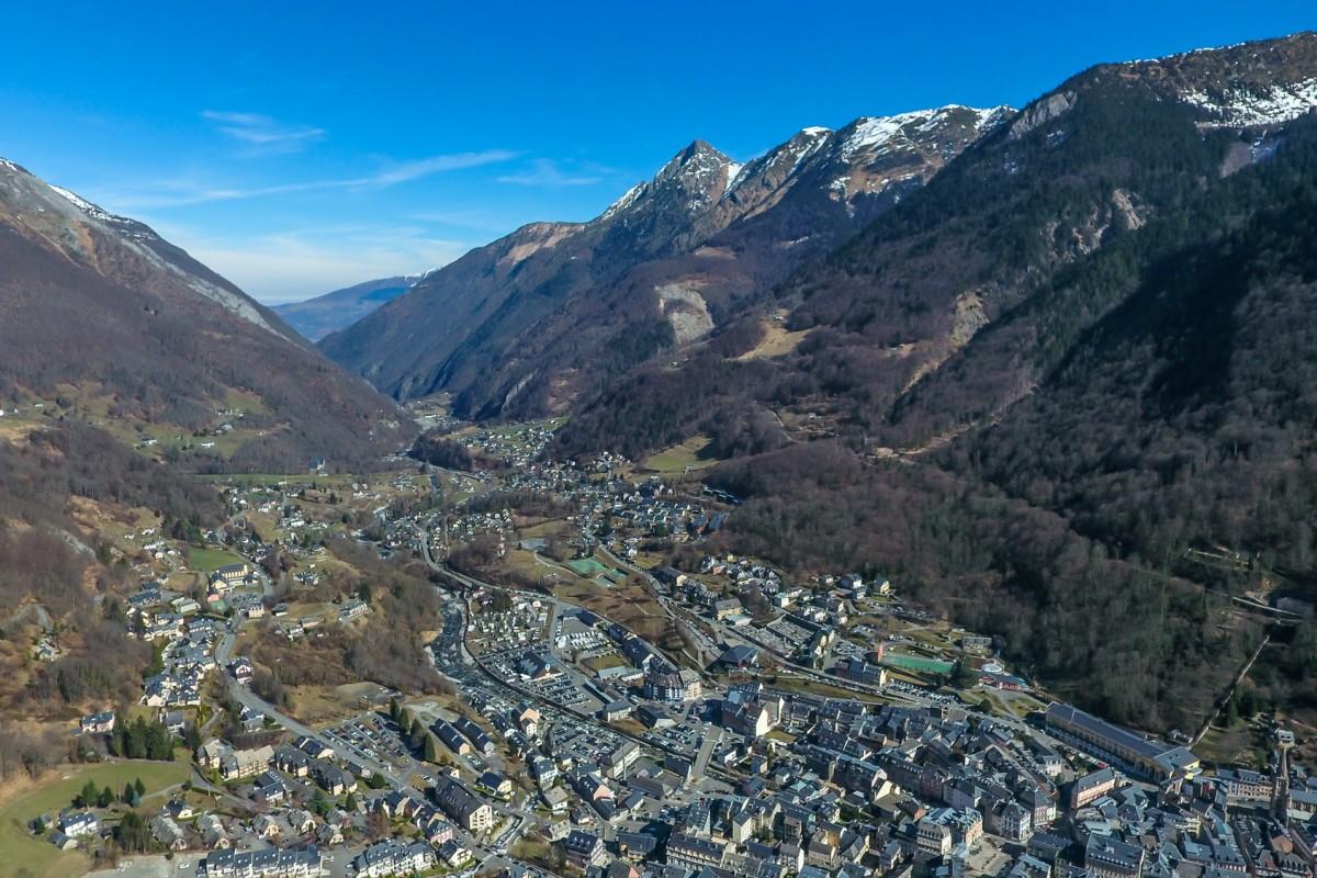 Cauterets, Hautes-Pyrénées, France.