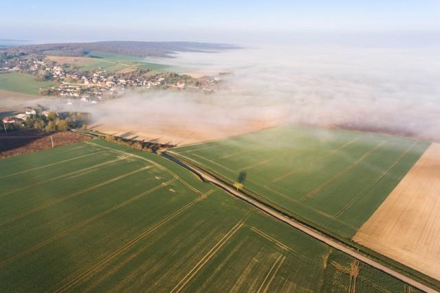 Océan de nuage, Villadin, France