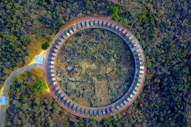 UNAM, Espacio escultórico, CDMX, MX