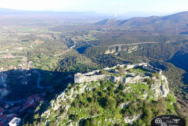 Karytaina Castle, Arkadia, Greece