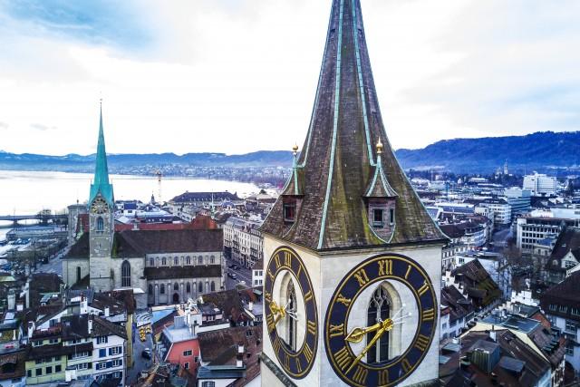 St. Peter in Zurich