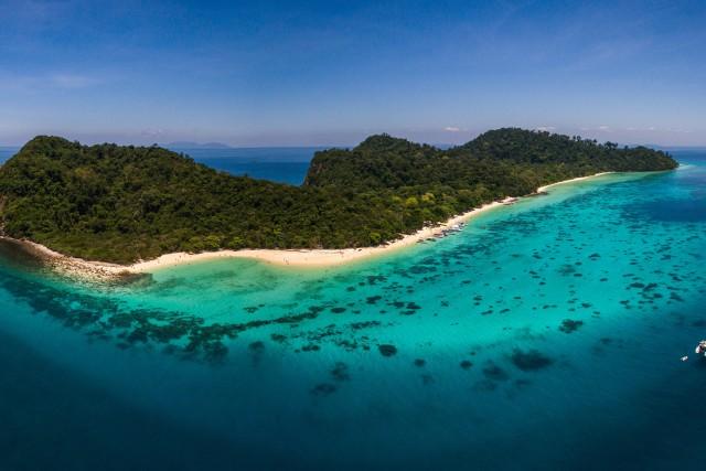 Koh Rok island