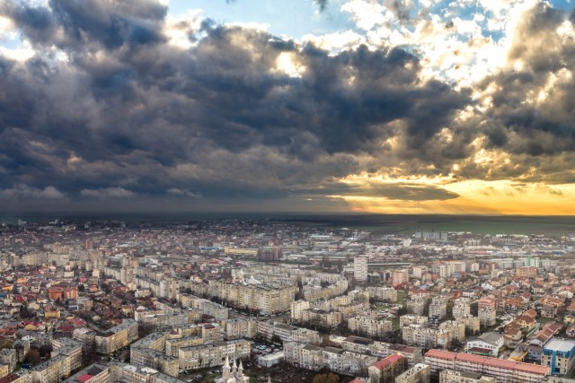 Constanta – after the storm