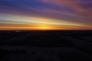 catching some sunrise