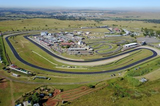 Zwartkops raceway, Pretoria West, South Africa