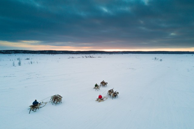 Nadym, Yamalo-Nenets Autonomous Okru