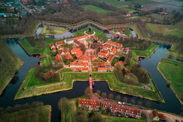 Fort Bourtagne, Groningen, Netherlands