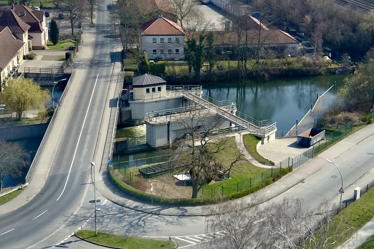 Flow regulation Braunschweig