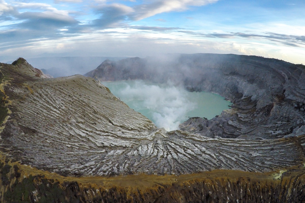 Ijen, Java, Indonesia