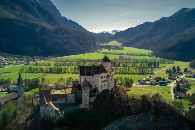 Burg (Castle) Gutenberg, Liechtenstein
