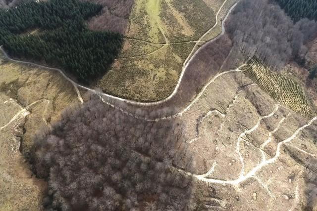 Amurrio trail route