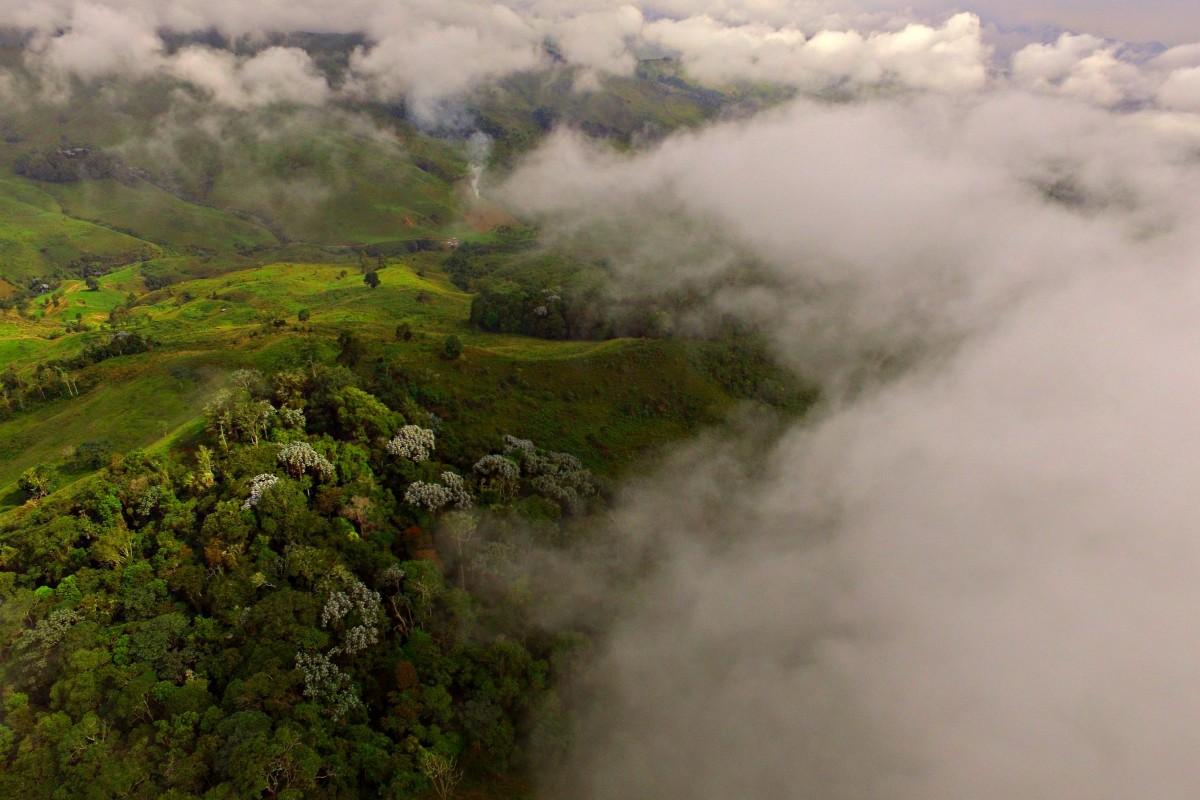 Walk in the clouds/ paseando por la nubes