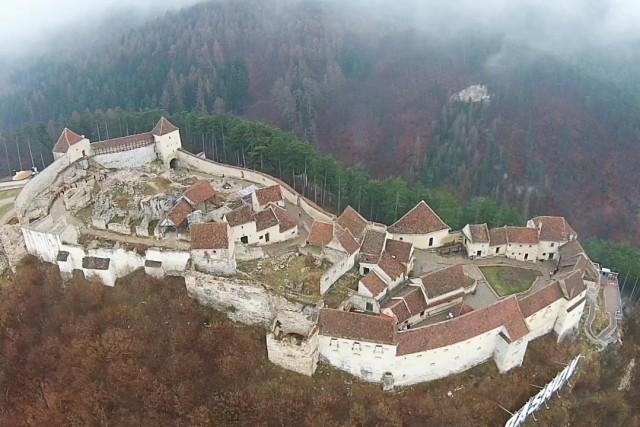 Rasnov Medieval Fortress