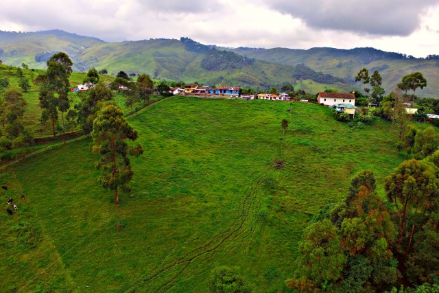 Vereda San Isidro, municipio de Bolivar, Valle del cauca – Colombia