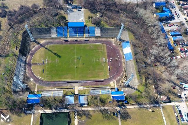 City stadium Subotica