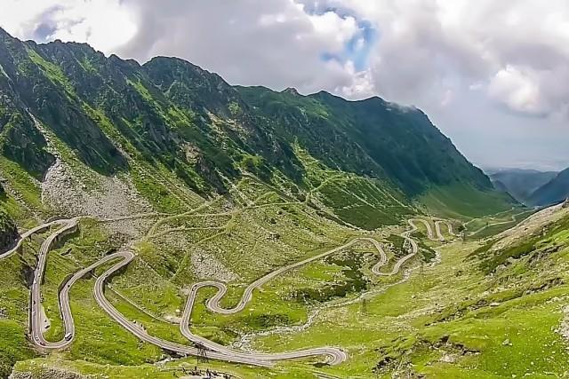 Transfagarasan Alpine Road, Romania