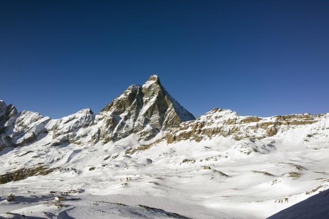 Matterhorn from Italy