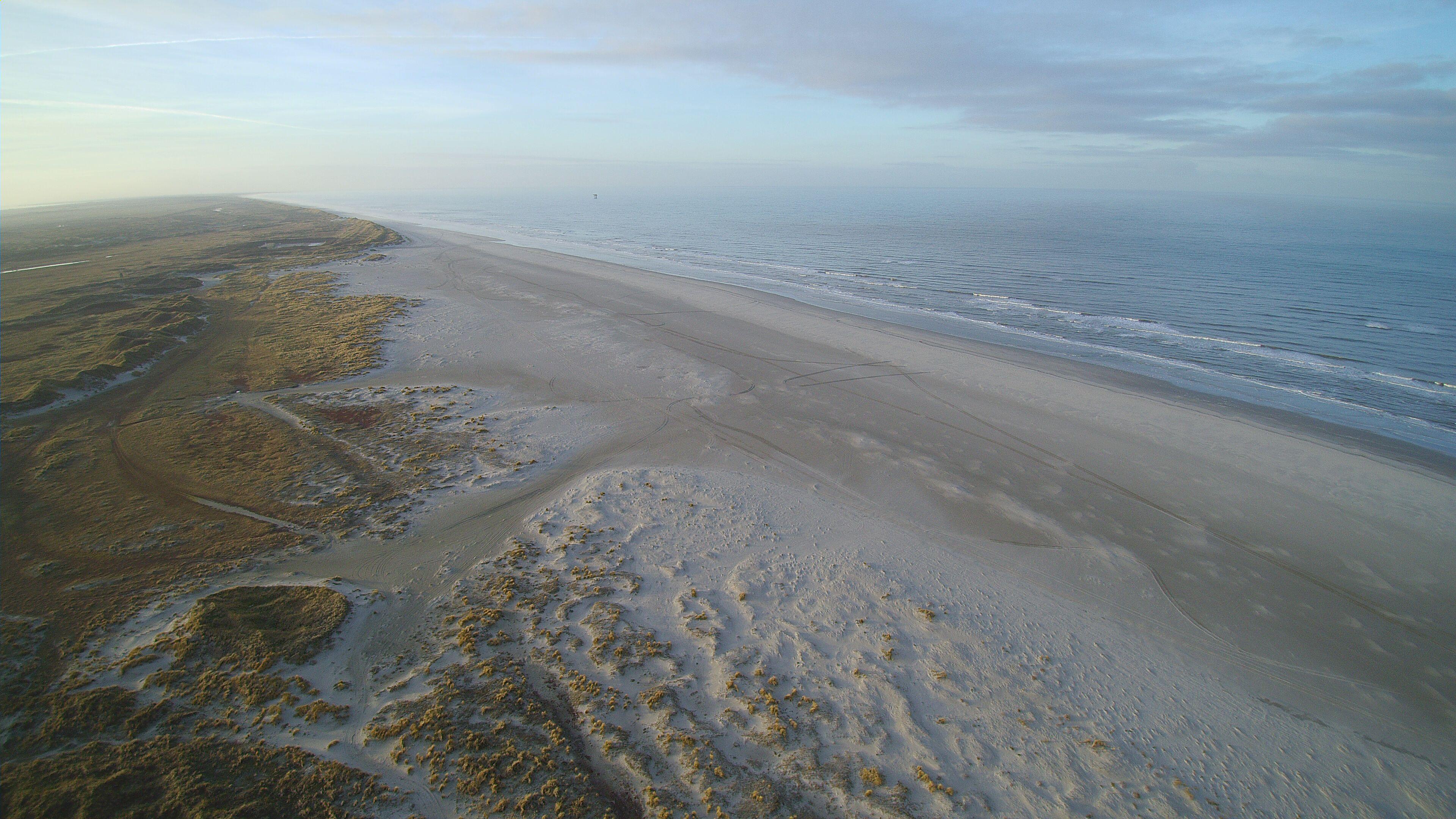 Ameland – Winter at the Beach