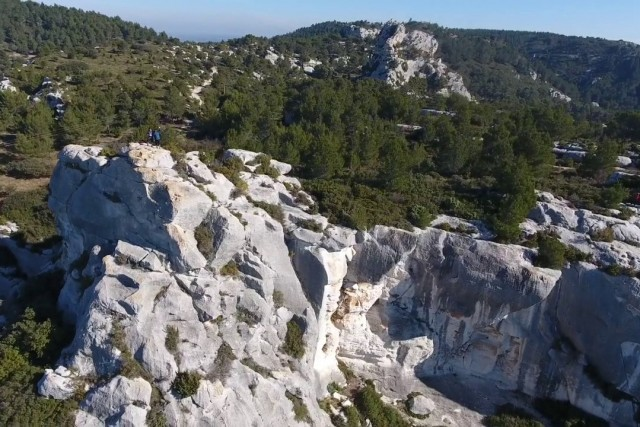 Alpilles – Baux de Provence – Arles – Marseille