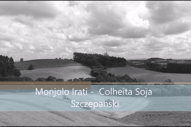 Colheita de Soja Interior Paraná, Irati