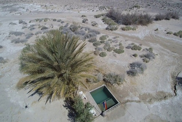 Desolation Wild Land Hot Spring