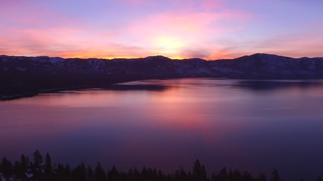 Lake Tahoe Beauty and Splendor