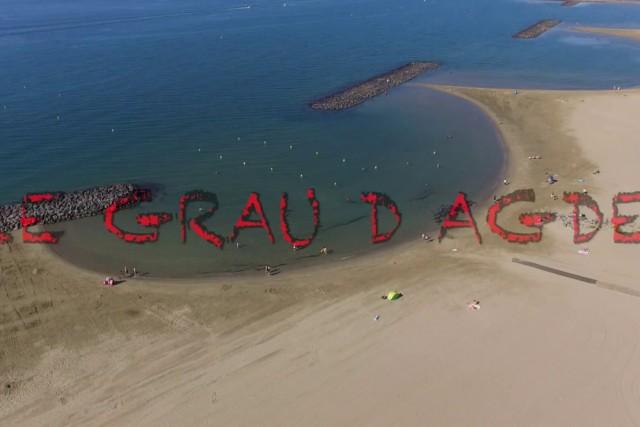 Le Grau d\'Agde, Agde, Languedoc-roussillon, France