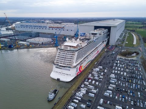 Meyer Werft Papenburg Germany