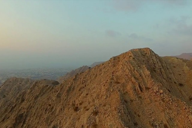 Mountains of Ras Al Khaimah