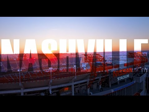 NASHVILLE, TN – DJI MAVIC PRO – 4K