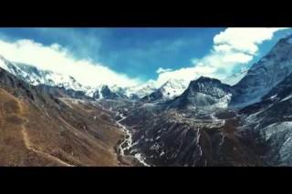 Nepal Himalaya – Khumbu 3 passes trek with Phantom4