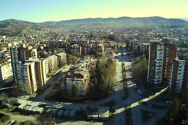 Nice drone footage of my town