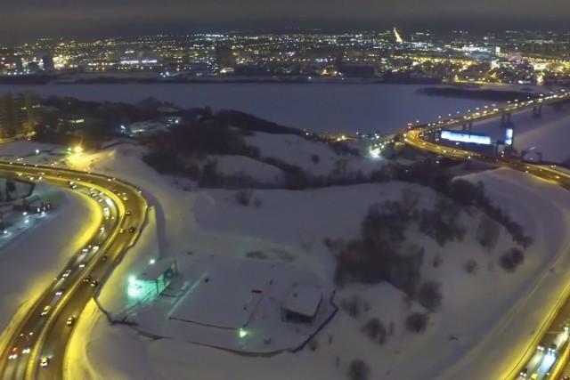 Night flight for a distance of 5.5 km – DJI Phantom 3 Standart