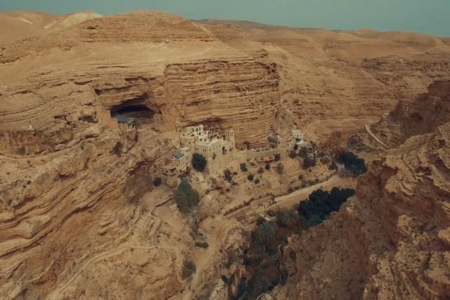 St George's Monastery, Israel 4K By Eyal Asaf