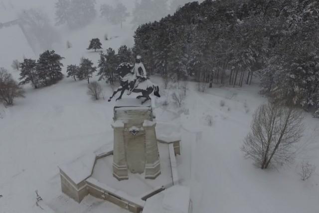 Tatyschev monument