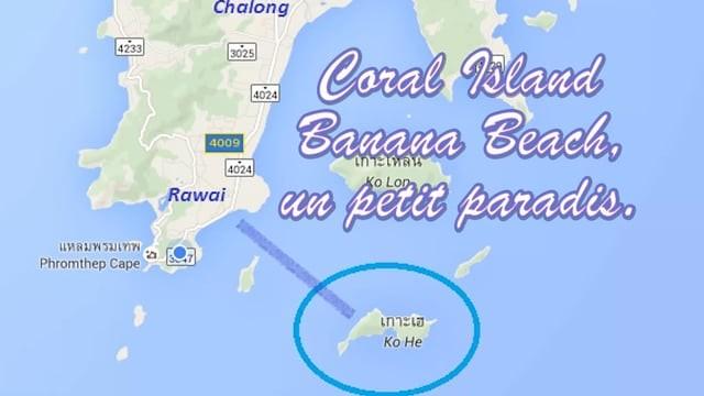 Une journée a Coral Island / Phuket / Rawai