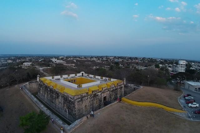 Fuerte de San José el Alto, Campeche