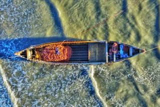 Caspiansea, fishermans