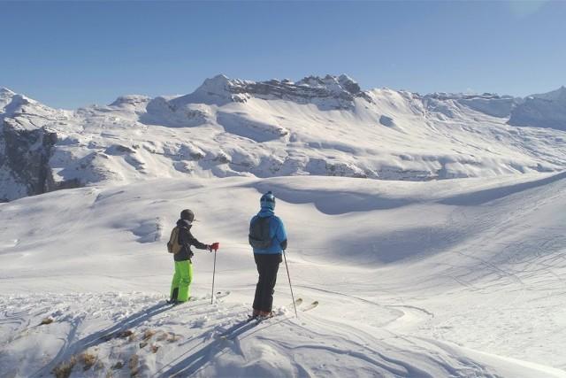 4K Ski Edit Off Piste – DJI PHANTOM 4 PRO+ GOPRO HERO 4 BLACK