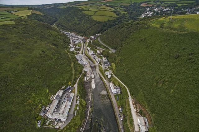 Boscastle – Cornwall – UK