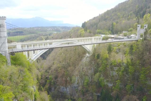 Les ponts de la Caille